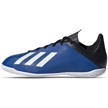 Sapatos Rapaz Chuteiras adidas Originals X 194 IN Preto, Azul marinho