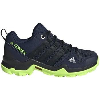 Sapatos Rapaz Sapatilhas de corrida adidas Originals Terrex AX2R K Preto,Azul marinho