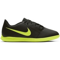 Sapatos Criança Chuteiras Nike Phantom Venom Club IC JR Preto