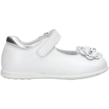 Sapatos Rapaz Sapatilhas Balocchi - Ballerina bianco 101310 BIANCO