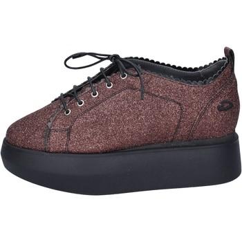 Sapatos Mulher Sapatilhas Guardiani BN351 vermelho
