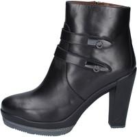 Sapatos Mulher Botins Guardiani BN363 Preto
