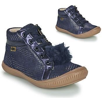 Sapatos Rapariga Sapatilhas de cano-alto GBB ISAURE Azul
