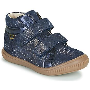 Sapatos Rapariga Sapatilhas de cano-alto GBB EDEA Azul