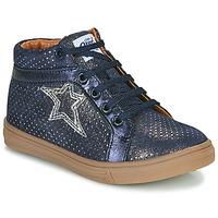 Sapatos Rapariga Sapatilhas de cano-alto GBB NAVETTE Azul