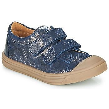 Sapatos Rapariga Sapatilhas GBB NOELLA Azul