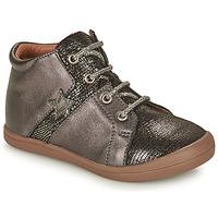 Sapatos Rapariga Sapatilhas de cano-alto GBB DUANA Cinza