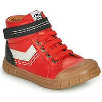 Sapatos Rapaz Sapatilhas de cano-alto GBB BAO Vermelho