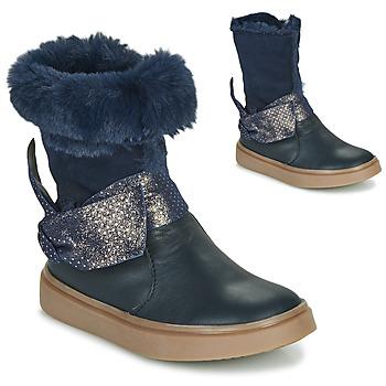 Sapatos Rapariga Botas GBB EVELINA Azul