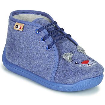 Sapatos Rapaz Chinelos GBB KYLAE Azul