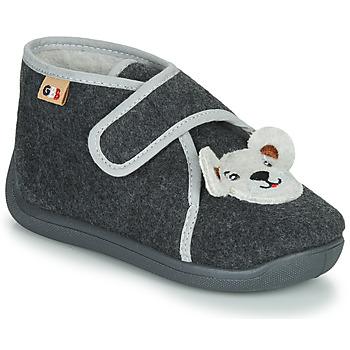 Sapatos Criança Chinelos GBB KEELIO Cinza