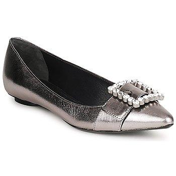 Sapatos Mulher Sabrinas Marc Jacobs MJ19417 Prateado