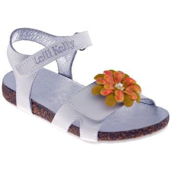 Sapatos Rapariga Sandálias Lelli Kelly  Branco