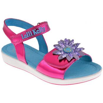 Sapatos Rapariga Sandálias Lelli Kelly  Rosa
