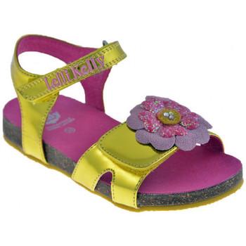 Sapatos Rapariga Sandálias Lelli Kelly  Ouro