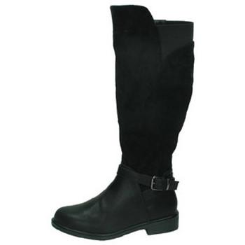 Sapatos Mulher Botas H.f Shoes  Preto