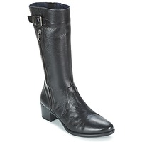 Sapatos Mulher Botas baixas Dorking LOLETA Preto