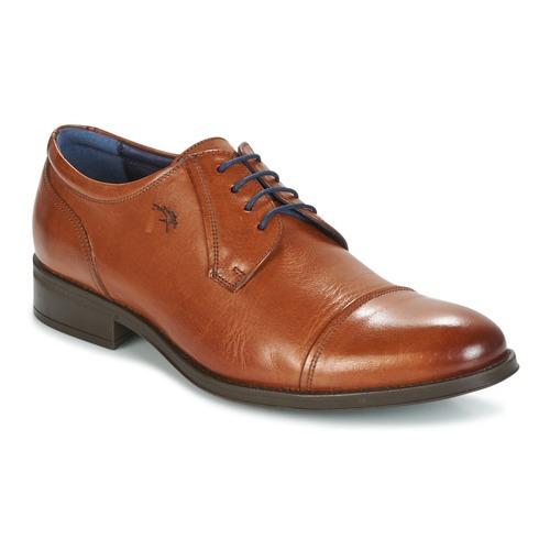 Sapatos Homem Sapatos Fluchos HERACLES Castanho