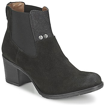 Sapatos Mulher Botins G-Star Raw DEBUT ANKLE GORE Preto