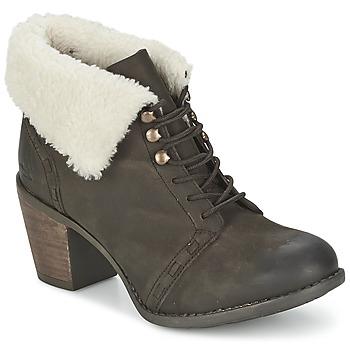 Sapatos Mulher Botins Hush puppies GOLDIE MOORLAND Castanho