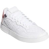 Sapatos Mulher Sapatilhas adidas Originals Supercourt W Branco