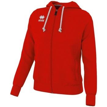 Textil Homem Casacos fato de treino Errea Sweatshirt  Wita rouge/blanc