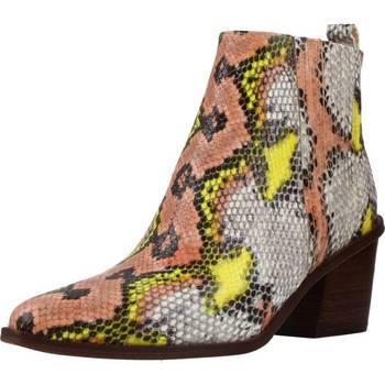 Sapatos Mulher Botins Alpe 4536 59 Multicolorido