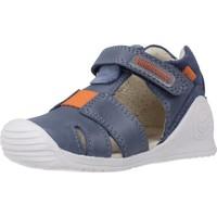 Sapatos Rapaz Sandálias Biomecanics 202141 Azul