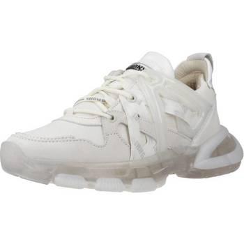 Sapatos Mulher Sapatilhas Bronx BRONX 70-STREET Beis