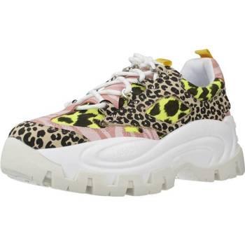 Sapatos Mulher Sapatilhas Liu Jo WAVE 01 - SNEAKER BLAC Multicolorido