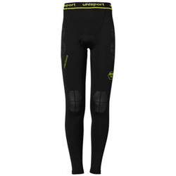 Textil Collants Uhlsport Bionikframe Res Longtight Black-Fluor yellow
