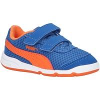 Sapatos Criança Multi-desportos Puma 192525 STEPFLEEX 09 BRIGHT COBALT Azul
