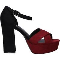 Sapatos Mulher Sandálias MTNG 58897 C48484 JOIN NEGRO Negro