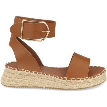 Sapatos Mulher Alpargatas Buonarotti 1EC-0138 Camel