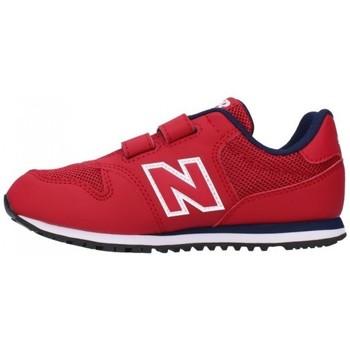 Sapatos Rapaz Sapatilhas New Balance YV500RR/IV500RR Niño Rojo rouge