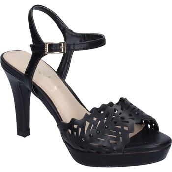 Sapatos Mulher Sandálias Ikaros BN477 Preto