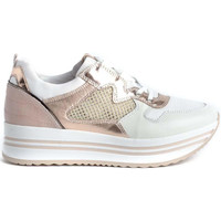 Sapatos Mulher Sapatilhas Nero Giardini E0 10567 D Rosa