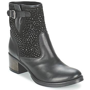 Sapatos Mulher Botins Meline NERCRO Preto