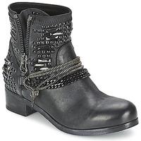 Sapatos Mulher Botas baixas Mimmu LIL Preto