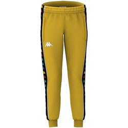 Textil Rapaz Calças de treino Kappa - Pantalone giallo 39114CW-A53 GIALLO