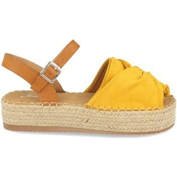 Sapatos Mulher Sandálias Festissimo YT5550 Amarillo