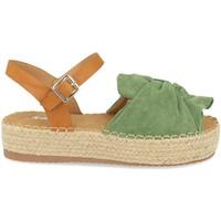Sapatos Mulher Sandálias Festissimo YT5550 Verde