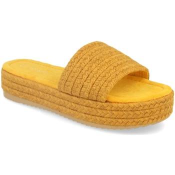 Sapatos Mulher Sandálias Prisska HY-82 Amarillo