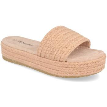 Sapatos Mulher Sandálias Prisska HY-82 Rosa