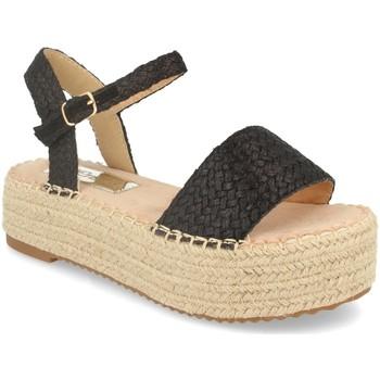 Sapatos Mulher Sandálias Prisska JSZ1012 Negro