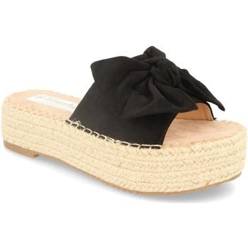 Sapatos Mulher Sandálias Prisska JSZ1013 Negro