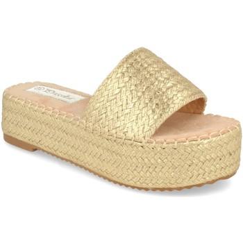 Sapatos Mulher Sandálias Prisska JSZ1015 Oro