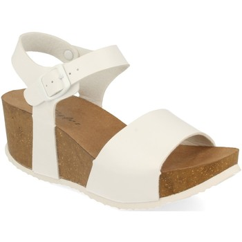 Sapatos Mulher Sandálias Silvian Heach M-77 Blanco