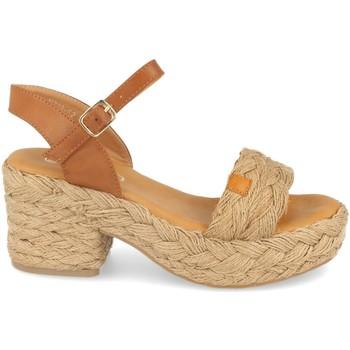 Sapatos Mulher Sandálias H&d YZ19-62 Beige
