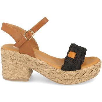 Sapatos Mulher Sandálias H&d YZ19-62 Negro